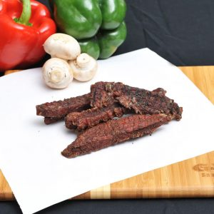 how to cut flank steak for jerky