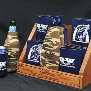 GW bottle coozies
